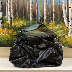 New Hogan Made in Italy Leather Bag